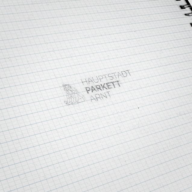 Finale Zeichnung Hauptstadt-Parkett-Arnt